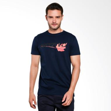 Breeze Industries Kaos Distro A Leaf T-Shirt Pria