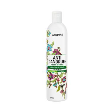 1f4808c869d Watsons Anti Dandruff Ice Cool Shampoo [400 mL]