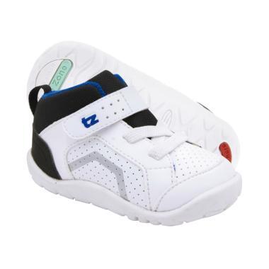 Toezone Orville Fs Sepatu Anak Laki-laki - White Black