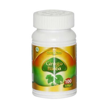 Nature's Pride Ginkgo Biloba Multivitamin [100 Softgel]