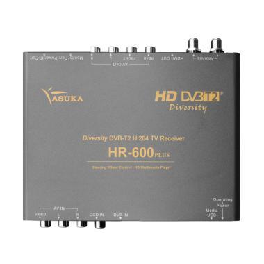 Asuka HR-600 PLUS Digital TV Tuner