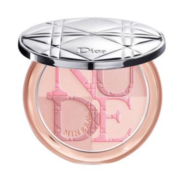 Dior DiorSkin Mineral Nude Glow Lim ... n Powder - 002 Pink Tease