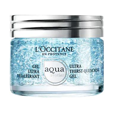 L'Occitane Aqua Reotier Ultra Thirst-Quenching Gel Krim Wajah [50 mL]