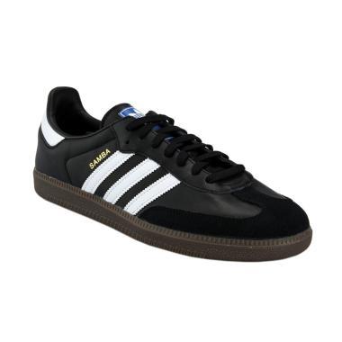 harga adidas Originals Samba OG Shoes Sepatu Olahraga Pria [B75807] Blibli.com