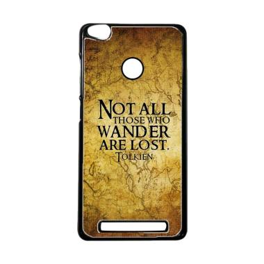 Acc Hp Not All Those Who Wander Are ... ng for Xiaomi Redmi 3 Pro