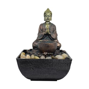 Hagihara Fengsui Bentuk Bentuk Budha Air Mancur
