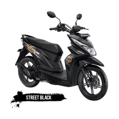 Honda All New BeAT eSP FI Street CBS Sepeda Motor [VIN 2018/ OTR Jawa Tengah]