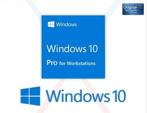 harga Windows 10 Pro for Workstation Original License Blibli.com