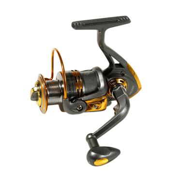 Debao DB3000A Metal Fishing Spinnin ... aring Reel Pancing - Gold