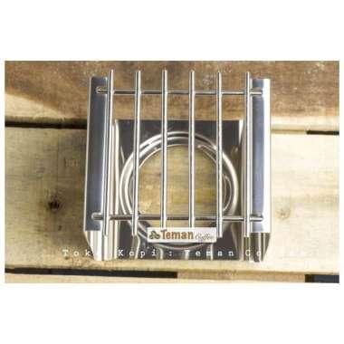 harga Jual Stainless Square Gas Rack For Mini Gas Burner Multicolor Blibli.com