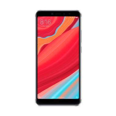 Xiaomi Redmi S2 Smartphone - Grey [32GB/3GB] Free tongsis