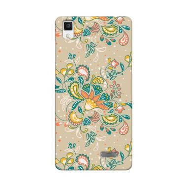 Premiumcaseid Batik Shabby Floral A ...  Cover Casing for Oppo R7