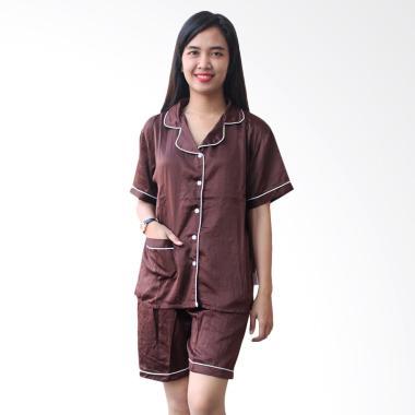 Aily AJ013 Piyama Setelan Baju Tidur Wanita