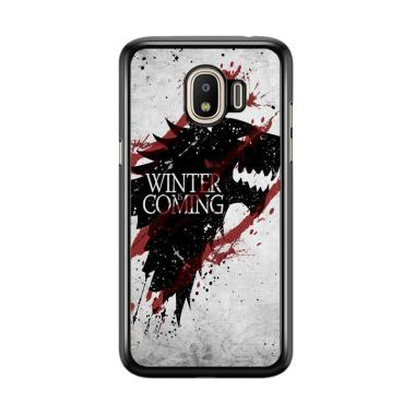 Flazzstore Winter Is Coming House S ... or Samsung Galaxy J4 2018