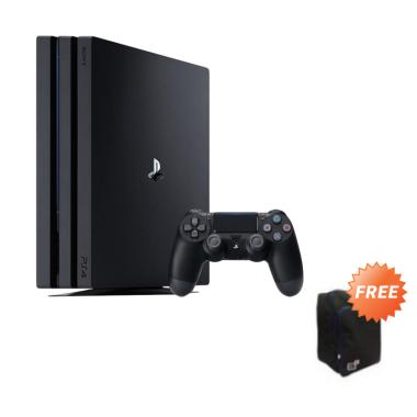 SONY Playstation 4 Pro Console with Travel Bag [Special Offer]