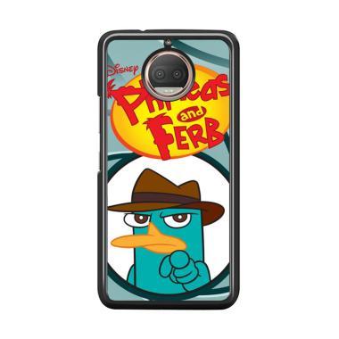 harga Flazzstore Perry Platypus W3175 Premium Casing for Motorola Moto G5S Plus Blibli.com