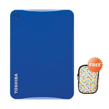 SPEKTAFLASH - Toshiba Canvio Connec ...  TB/USB 3.0] + Free Pouch
