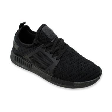 Edberth Sepatu Boots Pria Roma Hitam - Daftar Harga terbaik dfb85e83f2