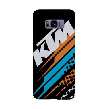 harga Indocustomcase KTM Motor Sport Cover Casing for Samsung Galaxy S8 Plus Blibli.com
