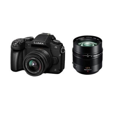 Panasonic Lumix DMC-G85 kit 14-42mm ... n jpckemang GARANSI RESMI