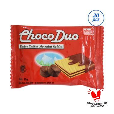 Choco Duo Makanan Ringan