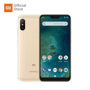 Xiaomi Mi A2 Lite Smartphone [64 GB/4 GB/O]