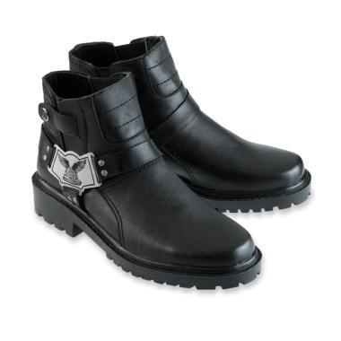Golfer Safety Sepatu Boots Pria  1025  93ed29b6dd