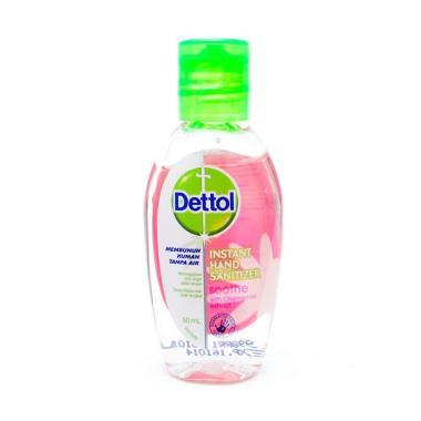 Dettol Soothe Hand Sanitizer [50 mL]