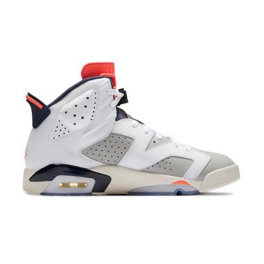 Jordan Sepatu Sport Basketball Pria White - Update Daftar Harga ... f5e21528c5
