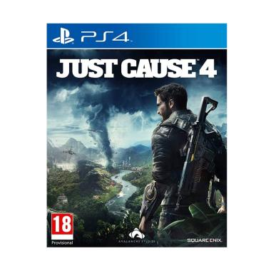 harga SONY Playstation PS4 Just Cause 4 Video Games Blibli.com