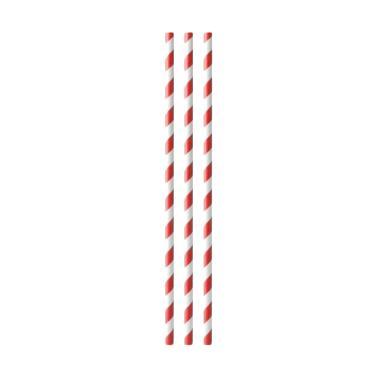 Avani Swirly Paper Straw Sedotan Minuman [6 x 197 mm / 500 pcs]