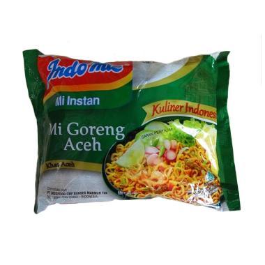 harga Indomie Goreng Mie Aceh Mie Instan Blibli.com