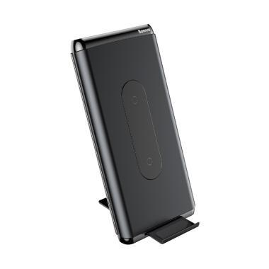 Baseus Wireless Dual Coil Charger dan Powerbank [10000mAh]