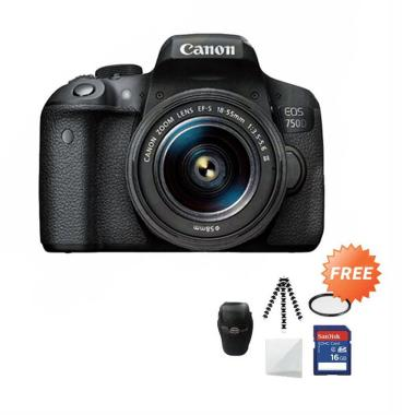 Canon EOS 750D Kit ...