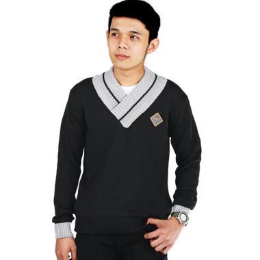 harga Raindoz Casual Sweater Pria [RIY011] Blibli.com