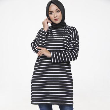 Jual Model Baju Atasan Muslim Wanita Terbaru   Trendy - Harga Murah ... 434e6f764e