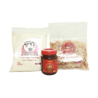 harga DNFOOD Paket Takoyaki Premix Bahan Makanan Blibli.com