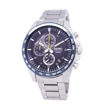 Seiko Chronograph Jam tangan Pria [SSB321P1]