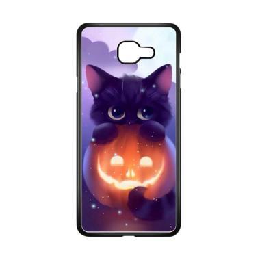 harga Acc Hp Halloween Cat L0018 Custome Casing for Samsung Galaxy A7 2016 Blibli.com
