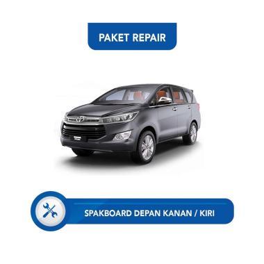 harga Subur OTO Paket Jasa Reparasi Ringan & Cat Mobil for Toyota Innova [Spakbor Depan Kanan atau Kiri] Blibli.com