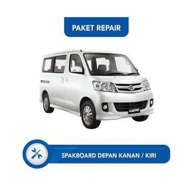 harga Subur OTO Paket Jasa Reparasi Ringan & Cat Mobil for Luxio [Spakbor Depan Kanan atau Kiri] Blibli.com