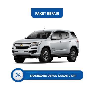 harga Subur OTO Paket Jasa Reparasi Ringan & Cat Mobil for Chevrolet Trailblazer [Spakbor Depan Kanan or Kiri] Blibli.com