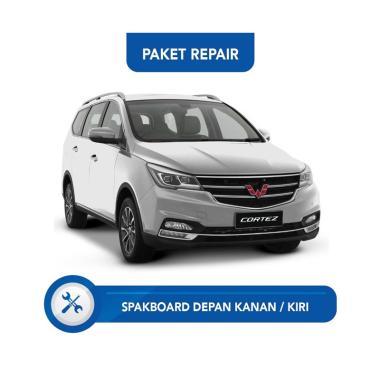 harga Subur OTO Paket Jasa Reparasi Ringan & Cat Mobil for Wuling Cortez [Spakbor Depan Kanan or Kiri] Blibli.com