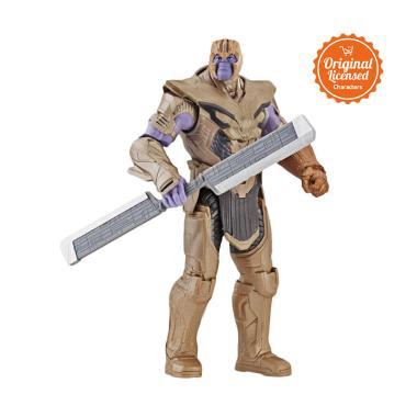 harga Hasbro The Avengers Delux Movie Thanos Action Figure Blibli.com