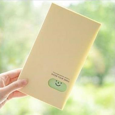 harga Bluelans Photo Album Smiley Face Candy Color ID Business Name Card Holder Book [120 Pockets] Blibli.com