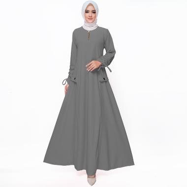 Jfashion Hannah Long Dress Maxi Gamis Wanita