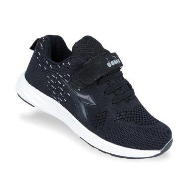f55c896e468 Diadora Rizzo Jr Boys' Sneakers Shoes - Black