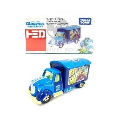 harga Tomica 48388 Disney Motor Jolly Float Ii Monster 18 Diecast Blibli.com