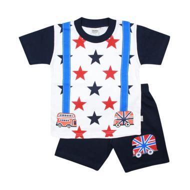 NEW RRP £38 Fat Face Jasmine Batik Indigo T Shirt 14