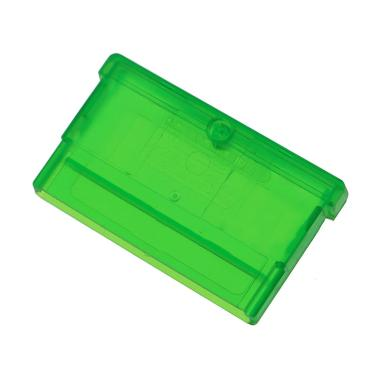 Bluelans Card Storage Protective Cover Shell for Nintendo GBA SP Game Cartridge Case - Green